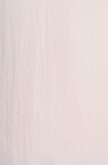 Embellished Collar High/Low Top,                             Alternate thumbnail 3, color,                             Rose Memoir