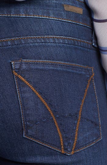 Alternate Image 3  - KUT from the Kloth 'Farrah' Mini Bootcut Jeans (Whim) (Regular & Petite)