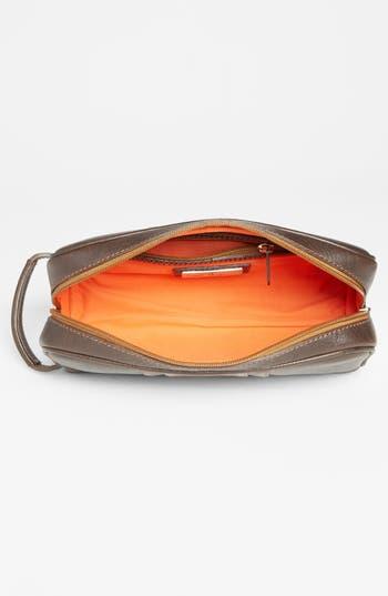 Alternate Image 3  - Martin Dingman Leather Travel Kit