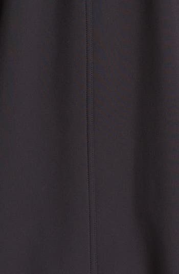 Alternate Image 3  - Gallery Soft Shell Swing Coat with Detachable Hood (Plus Size)