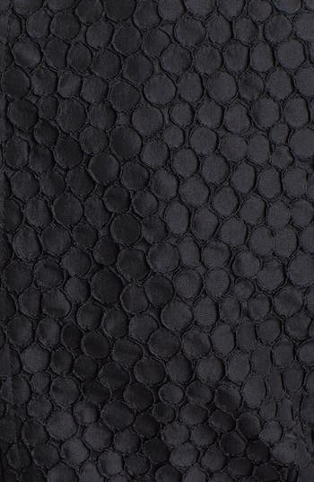Alternate Image 3  - Keepsake the Label 'In Your Light' Jacquard Peplum Sheath Dress