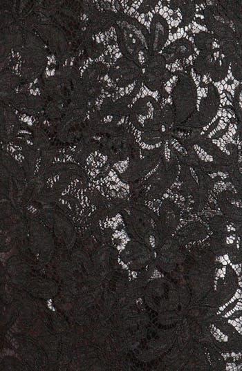 Alternate Image 3  - Emilio Pucci Lace & Lamé Off Shoulder Dress
