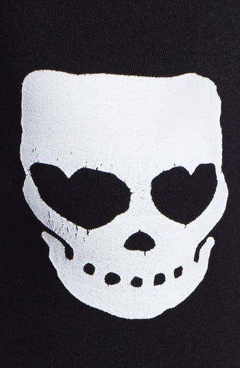 Alternate Image 2  - BP. Skull Knee Tights (Juniors)