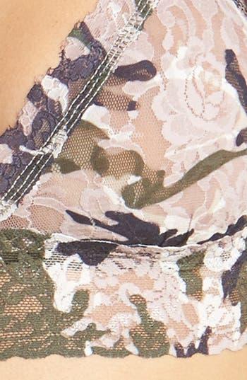 Alternate Image 4  - Hanky Panky 'Hunter' Crossover Lace Bralette