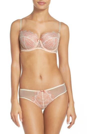 b.tempt'd by Wacoal 'b. sultry' Balconette Bra & Bikini