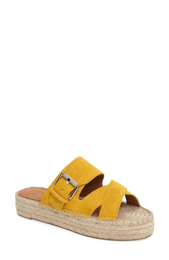 Marc Fisher LTD Venita Espadrille Sandal (Women)