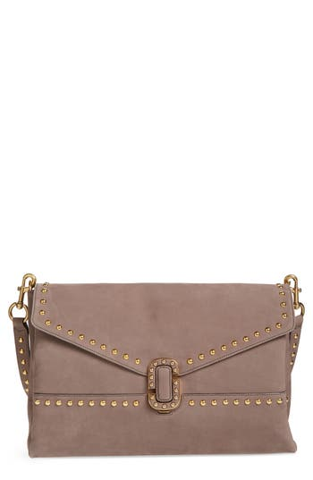 MARC JACOBS Studded Envelo..