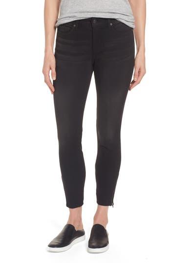 NYDJ Stretch Zip Ankle Jeans (Viper)