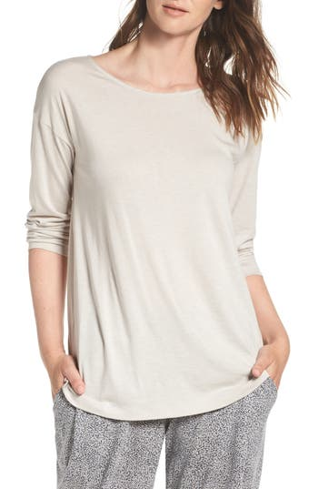 Hanro Drop Shoulder Lounge Tee