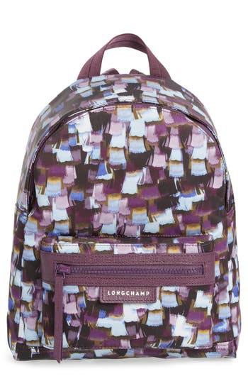 Longchamp Le Pliage Neo - Vibrations Nylon Backpack