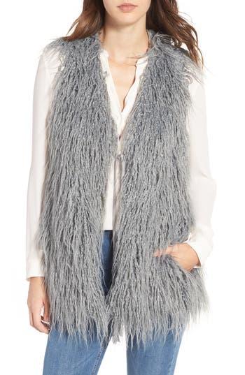 Show Me Your Mumu Luis Faux Fur Vest