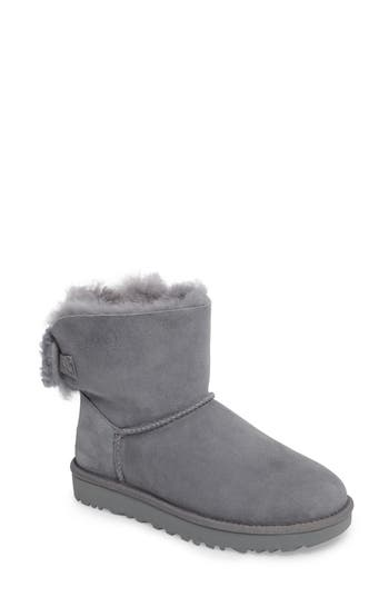 UGG? Arielle Genuine Shearling Bootie (Women)