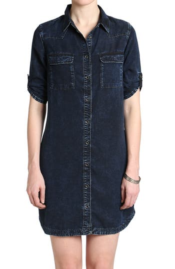 Mavi Jeans Bree Denim Shirtdress