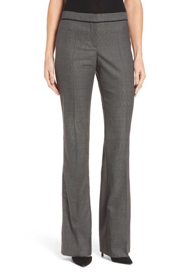 BOSS Tulea Stretch Wool Suit Trousers