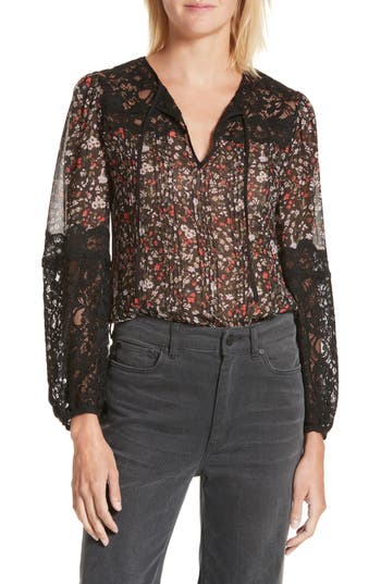 Rebecca Taylor Lyra Lace Top