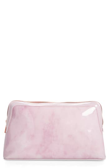 Ted Baker London Tristyn Rose Quartz Wash Bag