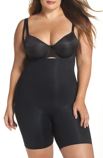 SPANX® Power Conceal-Her Open Bust Bodysuit (Plus Size)