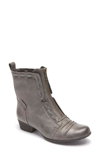 Rockport Cobb Hill Gratasha Front Zip Boot (Women)