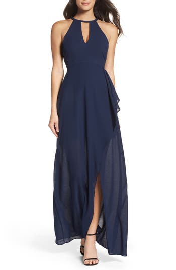 Lulus I Spy Maxi Dress