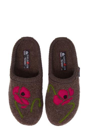 Haflinger Blossom Slipper (Women)