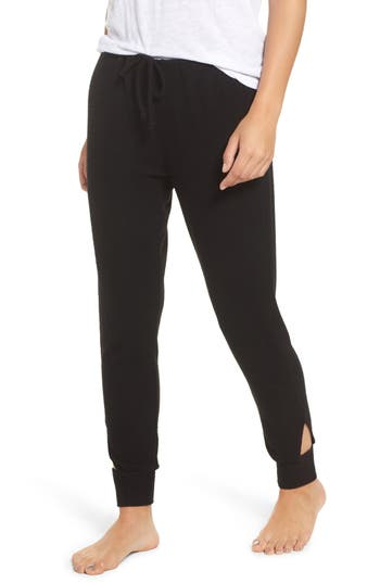 Chaser Love Cutout Lounge Jogger Pants