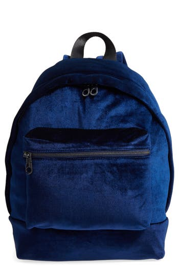 Chelsea28 Velvet Backpack