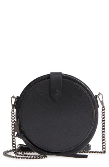 Rebecca Minkoff Mini Canteen Leather Crossbody Bag