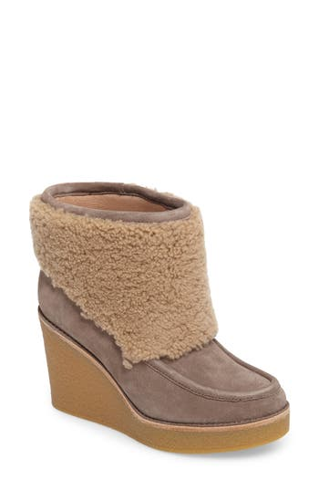 UGG? Coldin Wedge Bootie (..