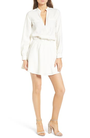 Line & Dot Marais Shirtdress
