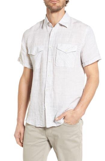 Billy Reid Graham Slim Fit Sport Shirt