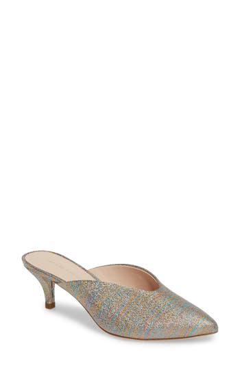 9d688be532 Shoptagr   Juno Glitter Rainbow Stripe Mule by Loeffler Randall