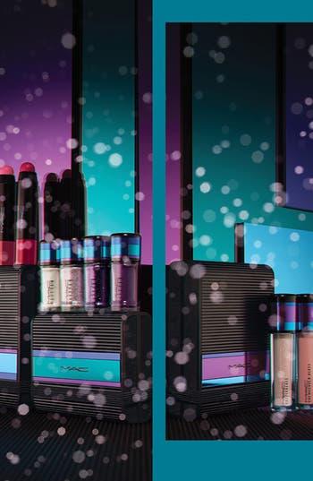 M·A·C 'Irresistibly Charming - Violet' Mini Lip Gloss Set,                             Alternate thumbnail 4, color,                             Violet
