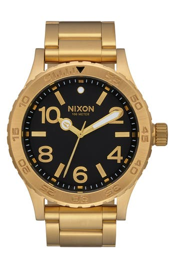 Nixon Bracelet Watch 46mm