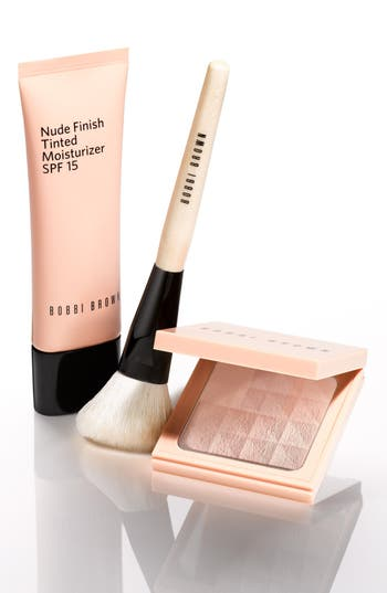 Alternate Image 4  - Bobbi Brown 'Nude Finish' Tinted Moisturizer SPF 15
