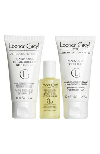 Alternate Image 2  - Leonor Greyl PARIS Luxury Travel Kit for Very Dry, Thick or Curly Hair