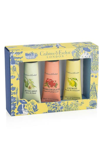 Alternate Image 1 Selected - Crabtree & Evelyn 'Hand Therapy' Sampler Set