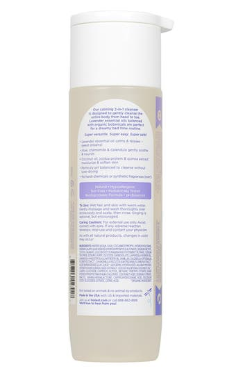Alternate Image 2  - The Honest Company Ultra Calming Shampoo & Body Wash