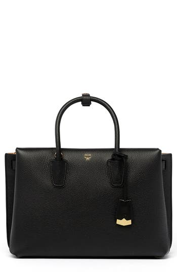 MCM 'Large Milla' Leather ..