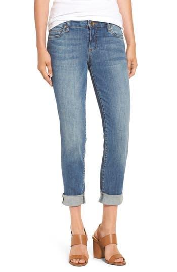 KUT from the Kloth 'Catherine' Slim Boyfriend Jeans (Fervent) (Regular & Petite)