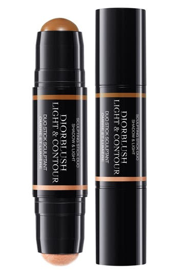 Dior Diorblush Light Amp Contour Sculpting Stick Duo