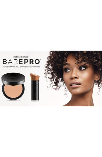 Alternate Image 5  - bareMinerals® barePro™ Performance Wear Powder Foundation
