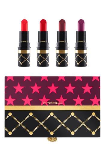 Main Image - MAC Nutcracker Sweet Red Mini Lipstick Kit