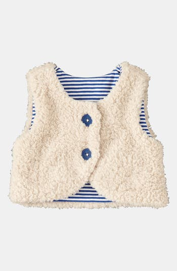 Mini Boden Fleece Vest Infant Nordstrom