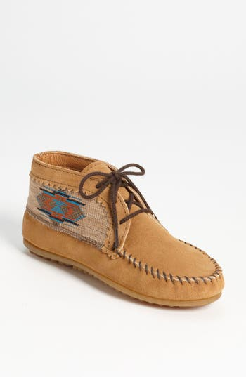 Minnetonka 'El Paso' Ankle Boot