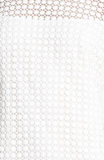 Alternate Image 3  - Calvin Klein Cotton Shift Dress