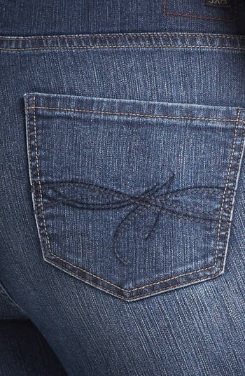 Alternate Image 3  - Jag Jeans 'Andie' Straight Leg Jeans (Plus Size)