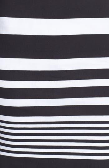 Alternate Image 3  - WAYF Stripe Body-Con Dress