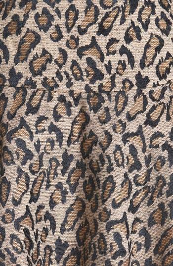 Alternate Image 3  - Free People Cheetah Jacquard Skirt
