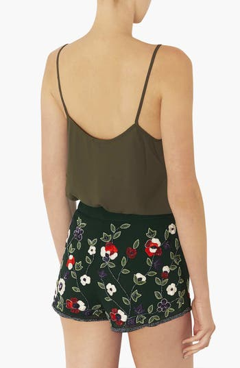 Alternate Image 3  - Topshop 'Pasha' V-Neck Camisole