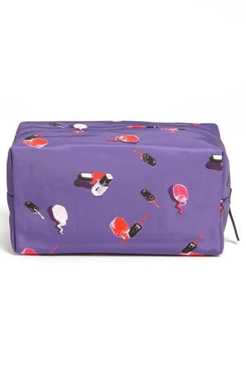 Alternate Image 4  - kate spade new york 'polish up - davie large' cosmetics bag
